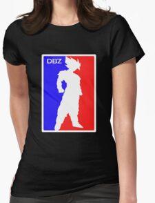 Major League Dragon Ball Womens Fitted T-Shirt