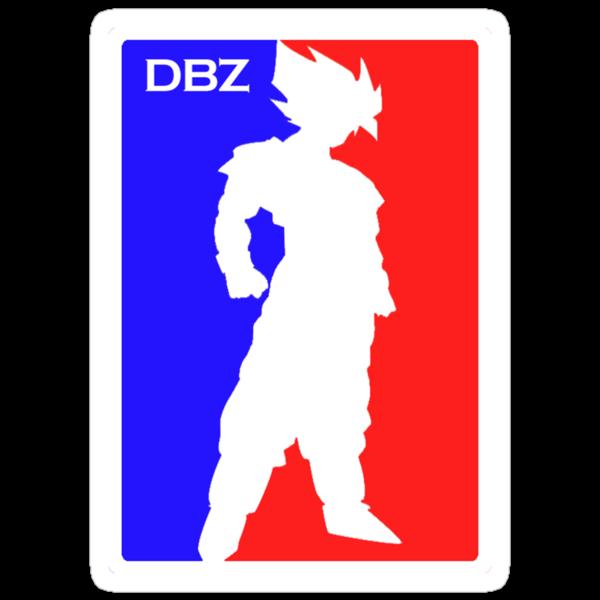 Major League Dragon Ball by LevelB
