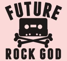 Future Rock God One Piece - Long Sleeve