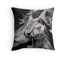 you got what??? Throw Pillow