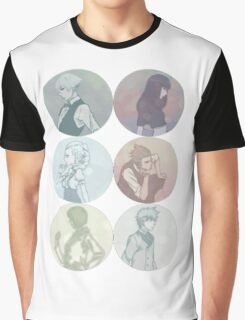 DEATH PARADE Graphic T-Shirt