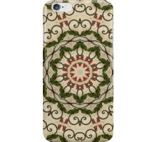 Designs on Holly-Days iPhone Case/Skin