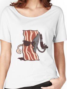 Baconator Women's Relaxed Fit T-Shirt