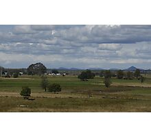 Clarence Valley Country Photographic Print