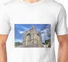 Saint Luzia's Basilica - Revisited Unisex T-Shirt