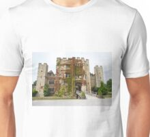 Hever castle from the front. Unisex T-Shirt