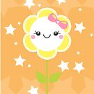 Kawaii Daisy by sweettoothliz
