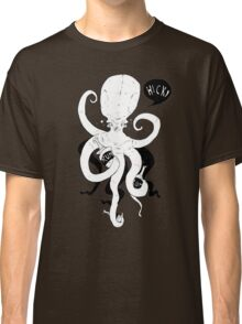 Octo loves his rum Classic T-Shirt