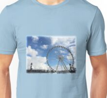 Paris Roue Unisex T-Shirt