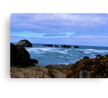 Gold Beach Oregon Canvas Print