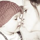 Aunty's Kiss... by Chris Grigoropoulos