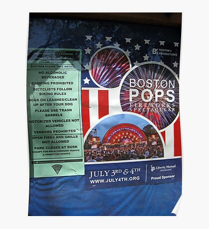 Independance Day Celebration Poster