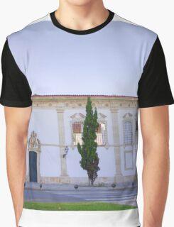 Mosteiro de Jesus - Aveiro Graphic T-Shirt
