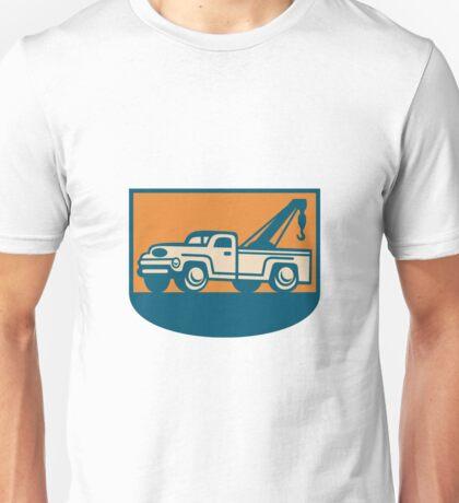 Vintage Tow Wrecker Pick-up Truck Unisex T-Shirt