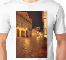 The yellow city II Unisex T-Shirt