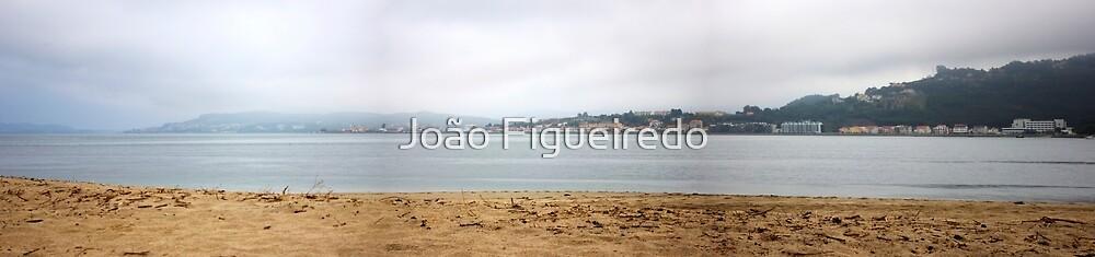Caminha's bay by João Figueiredo