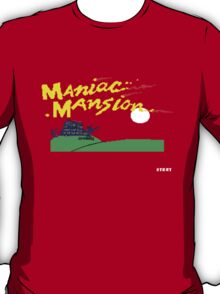 Maniac Mansion C64 T-Shirt