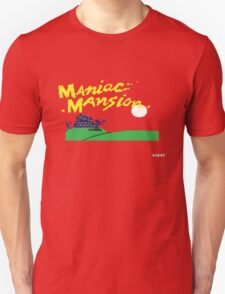 Maniac Mansion C64 Unisex T-Shirt