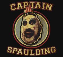 Captain Spaulding Est. 1977 by CaitlinCIC