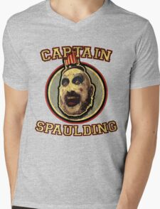 Captain Spaulding Est. 1977 Mens V-Neck T-Shirt