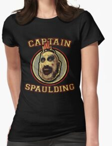 Captain Spaulding Est. 1977 Womens Fitted T-Shirt