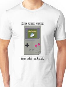 Old School Gameboy. Unisex T-Shirt
