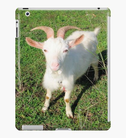 Billy 'The Goat' iPad Case/Skin