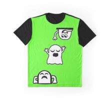 Peek-A-Boos Graphic T-Shirt