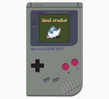 Cloud Creator Gameboy by LewisJamesMuzzy
