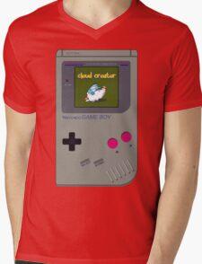 Cloud Creator Gameboy Mens V-Neck T-Shirt