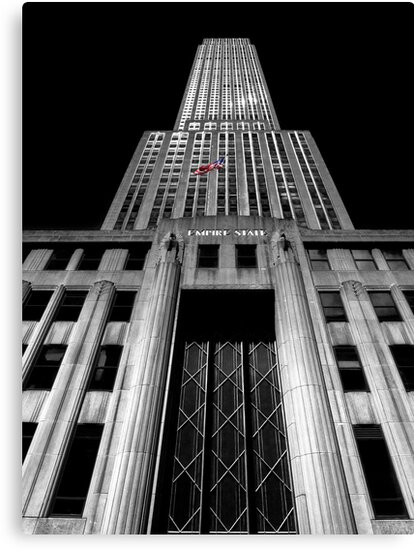 The Empire State by Roddy Atkinson