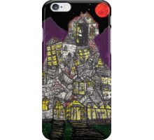 Haunted House Hill iPhone Case/Skin