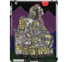 Haunted House Hill iPad Case/Skin