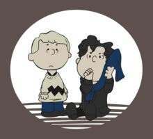 A Regular Blanket-Toting Sherlock Holmes.  T-Shirt