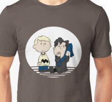A Regular Blanket-Toting Sherlock Holmes.  Unisex T-Shirt
