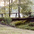 The Footbridge by Russell Fry