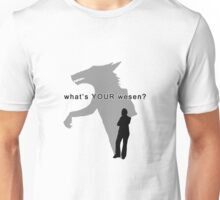 what's your wesen? female Unisex T-Shirt