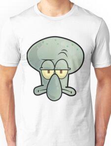 Spongebob Squidward Unisex T-Shirt