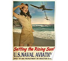 Naval Aviation Poster