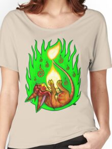 Pyrofeline - Playing with Fire Women's Relaxed Fit T-Shirt