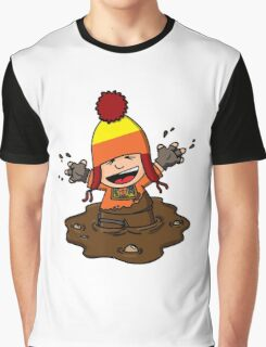 Makin' mudpies! Graphic T-Shirt