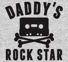 Daddy's Rock Star Kids Clothes