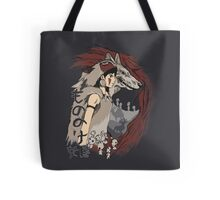 Keepers of the forest mononoke Tote Bag