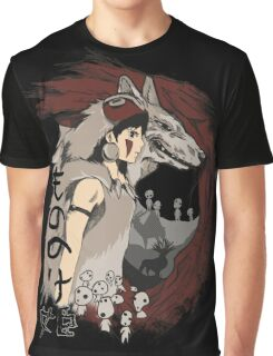 Keepers of the forest mononoke Graphic T-Shirt