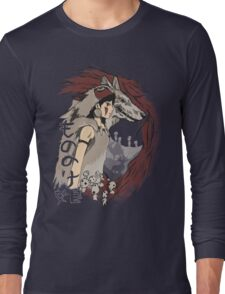 Keepers of the forest mononoke Long Sleeve T-Shirt