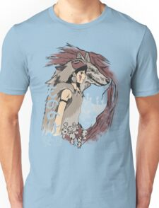 Keepers of the forest mononoke Unisex T-Shirt