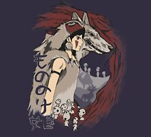 Keepers of the forest mononoke T-Shirt