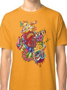 flying castle  Classic T-Shirt