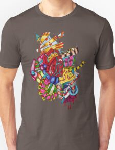 flying castle  T-Shirt