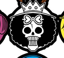 One Piece - Little Pirates Sticker